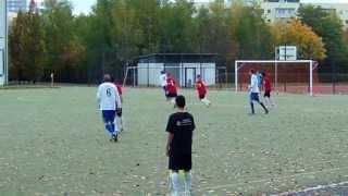 SG Empor Hohenschönhausen vs. BSC Eintracht Südring II 2:3