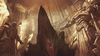 Вступительный видеоролик Diablo III: Reaper of Souls