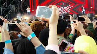 PKCZ × HONEST BOYZ × 登坂広臣 @  Wired music festival 2018 Japan