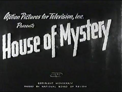 Horror Mystery Movie - House of Mystery (1934)