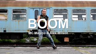BOOM by MC Magico & Alex Wilson - Zumba Choreography 2017