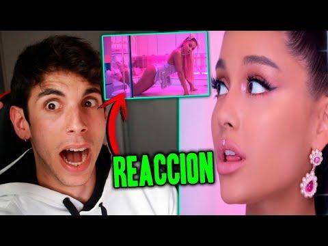 REACCIÓN a Ariana Grande - 7 rings (OFICIAL)