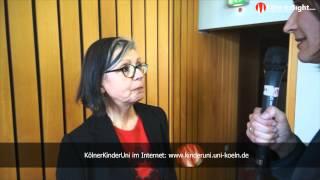 VIDEO! Besuch der KölnerKinderUni an der Universität zu Köln 2012