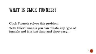 Clickfunnels Free Trial Review