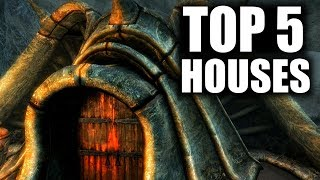 Skyrim - Top 5 Player Homes