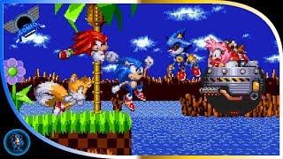 Team Sonic Adventures #1 - Green Hill Zone