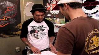 Miami Ink - Yoji Flips On A Customer