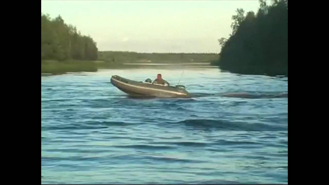 лодка антей тест