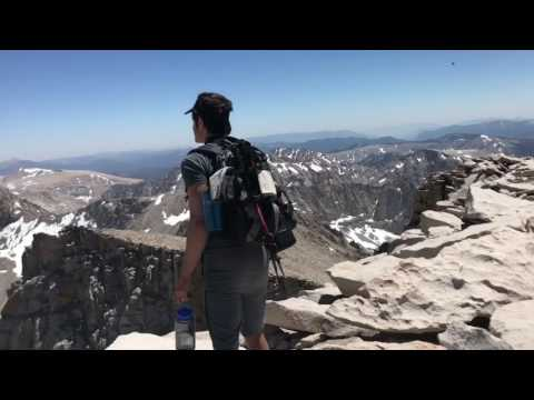 Hiking Mt Whitney in a day