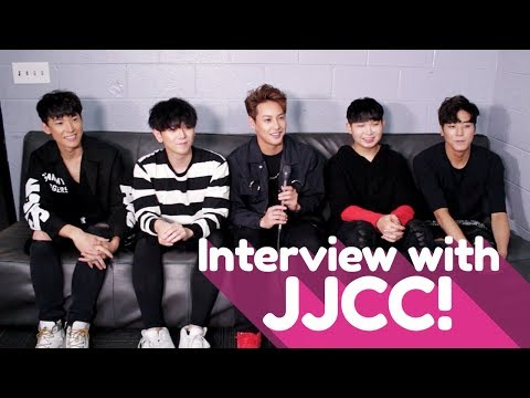 Interview With JJCC (제이제이씨씨)!