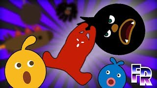 FR: LocoRoco: Midnight Carnival for PSP