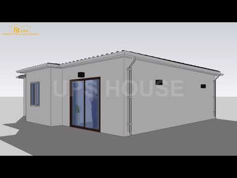 High end customized low cost residential modern homes new prefabricated house designs