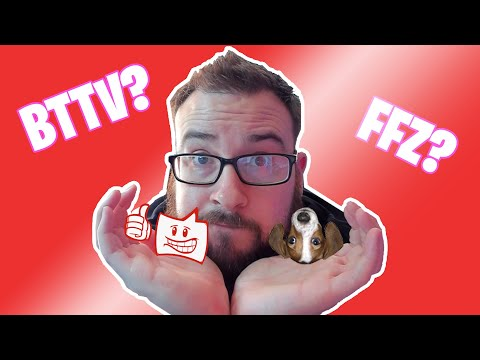 BTTV? FrankerFaceZ? Whats Are They And Why Should You Use Them - Google Chrome