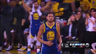 LA Clippers vs Golden State Warriors   Game 5   Full Game Highlights 2019 NBA Playoffs