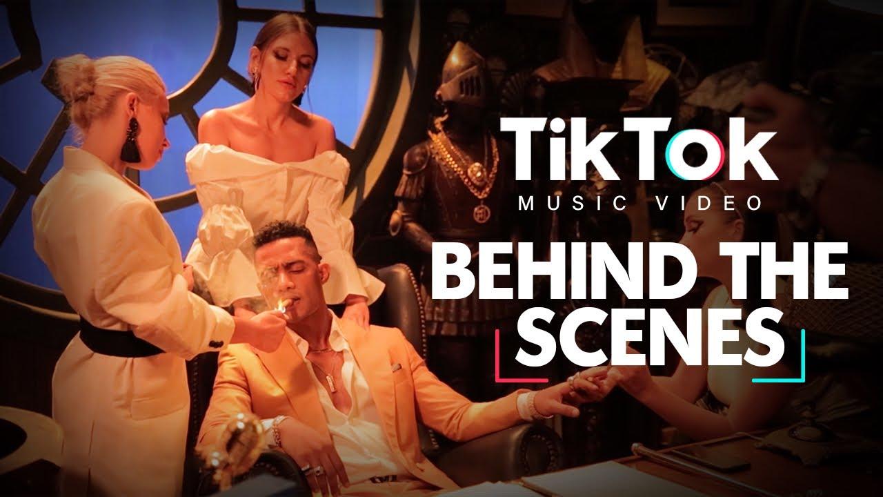 TIK TOK [ Behind The Scenes ] - Mohamed Ramadan / كواليس كليب تيك توك - محمد رمضان