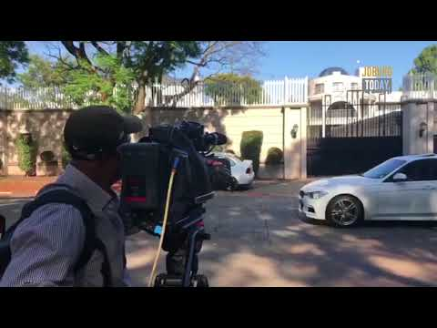 CITY NEWS - GUPTA ARRESTS IN SAXONWOLD THIS MORNING