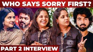 Saindhavi GV Prakash Interview