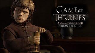 Juego De Tronos Episodio 1 Gameplay Sub. Español 1080p Parte 1 y Final
