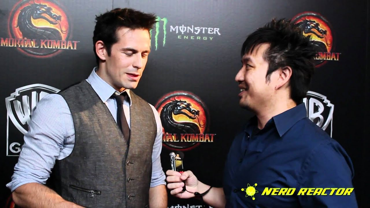Matt Mullins Talks Johnny Cage In Mortal Kombat Legacy Nerd Reactor Youtube