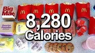 mcdonalds big mac challenge