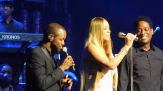 (HD) Mariah Carey - One Sweet Day live Singapore 2018 3/11/18 The Star Theatre