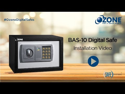 Ozone BAS 10 Safe Installation Video