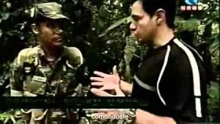 Centro de Instrução de Guerra na Selva -Brasil- Reportagem - Parte 1