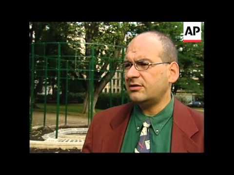 BELGIUM: WHISTLEBLOWER WHO BROUGHT DOWN EU COMMISSION