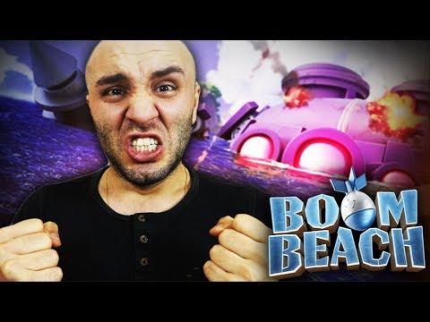 KORKULU RÜYALARIMIZ MEGA YENGEÇ BURDA!! Boom Beach #MegaYengeç