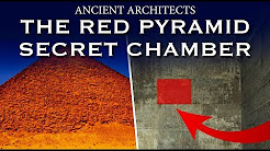 NEW DISCOVERY: The Secret Chamber of the Red Pyramid | Ancient Architects
