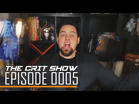 Genetically Engineering Monsters | The Crit Show 0005