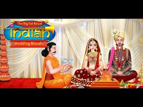 Royal Indian WEDDING Rituals – Fun Wedding Game