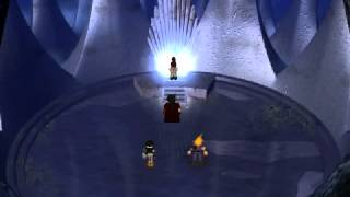 Final Fantasy VII - Vincent Tells Lucrecia That Sephiroth Is Dead