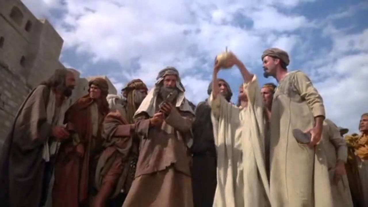 life of brian as historical satire Monty python's life of brian (1979, also known as life of brian) is a satirical film by the monty python comedy troupe about a man who is born at the same time as (and next door to) jesus, and whose life parallels his.