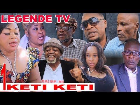 KETI KETI, EP: 1-Theatre congolais-vue de loin-ebakata-meteo-nsakala-therezia-legende tv