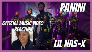Lil Nas X - Panini (Official Video) REACTION | Another Hit?