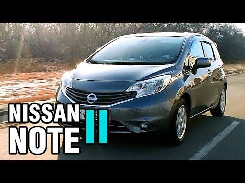 САМЫЙ ПРОДАВАЕМЫЙ АВТО в Японии 2017 - Nissan NOTE II