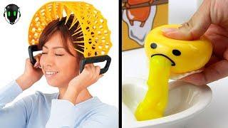 10 Inventos Más Locos  Creados Para Quitar El Estrés