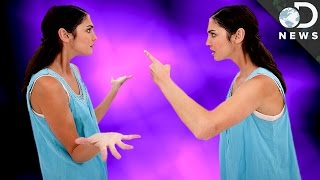Does Talking To Yourself Mean You're Crazy?