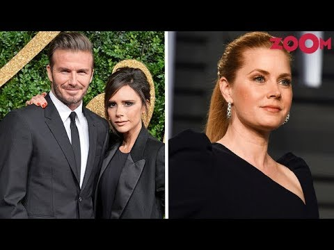 Victoria & David Beckham Still Going Strong | Amy Adams On Sexual Harassment In Hollywood