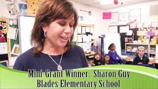 Blades Mehlville Oakville Foundation Mini Grant Prize Patrol Sharon Guy Thumbnail
