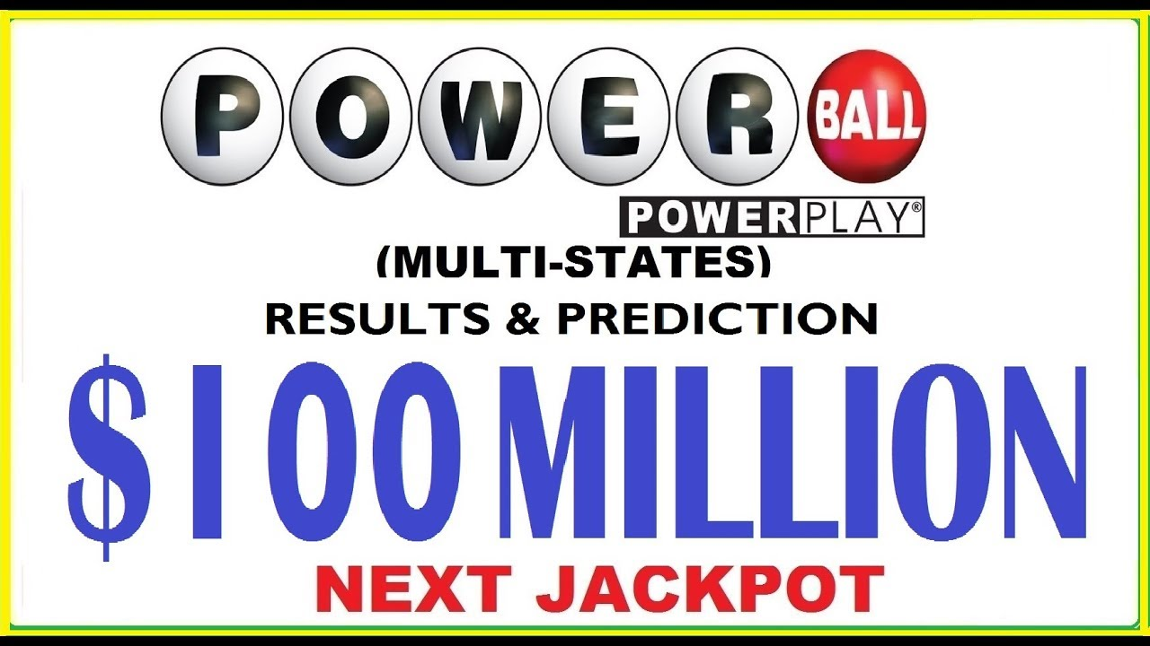 Powerball Amount