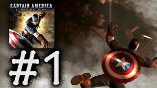 Captain America: Super Soldier [Part 1]