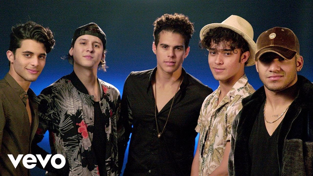 CNCO - CNCO on Mamita, Staying Grounded, and Their Success So Far