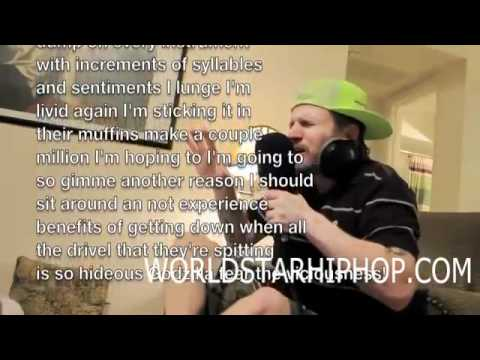 "Mac Lethal on Busta's ""Break Ya Neck"" & Wiz Khalifa's ""Black & Yellow"" beats"