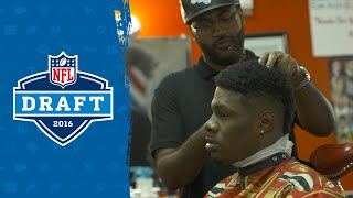 Corey Coleman (Baylor, WR): Chicago Here We Come | 2016 Draft Diary Pt. 2 | NFL