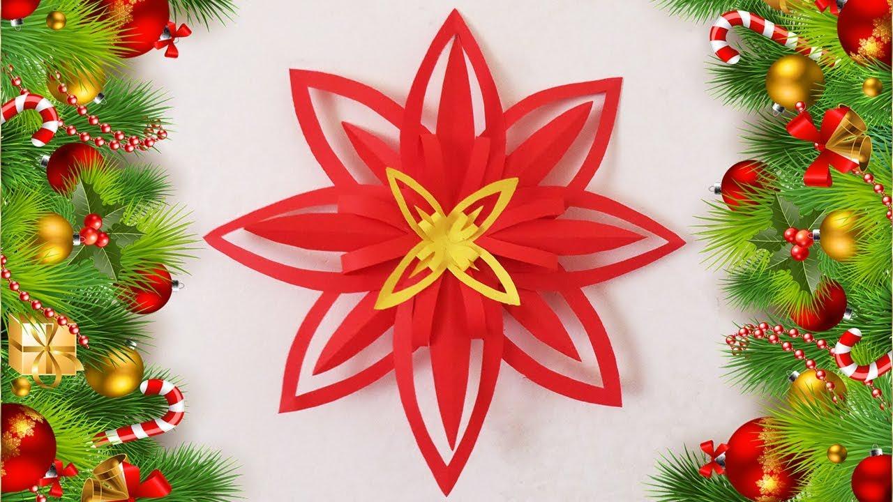 Decorazione Stella Di Natale