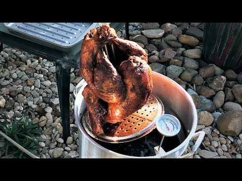 How To Deep Fry Turkey Cajun Style