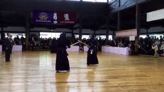 2017.5.3 第113回全日本剣道演武大会【錬士六段】
