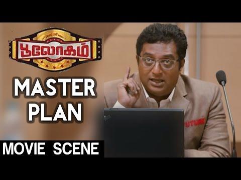 Bhooloham - Master Plan   Jayam Ravi   Trisha   N. Kalyankrishnan